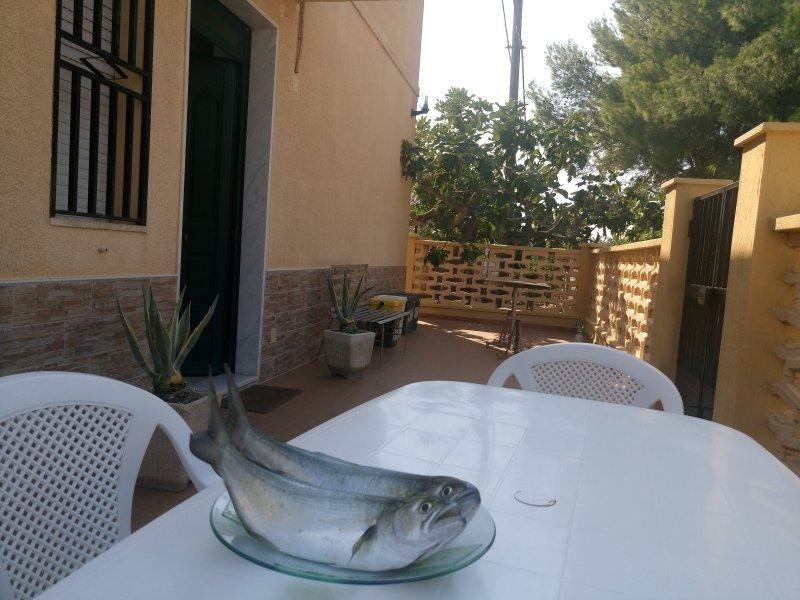 Villetta tra Mare e Campagna a Marconia - Matera, location de vacances à Metaponto