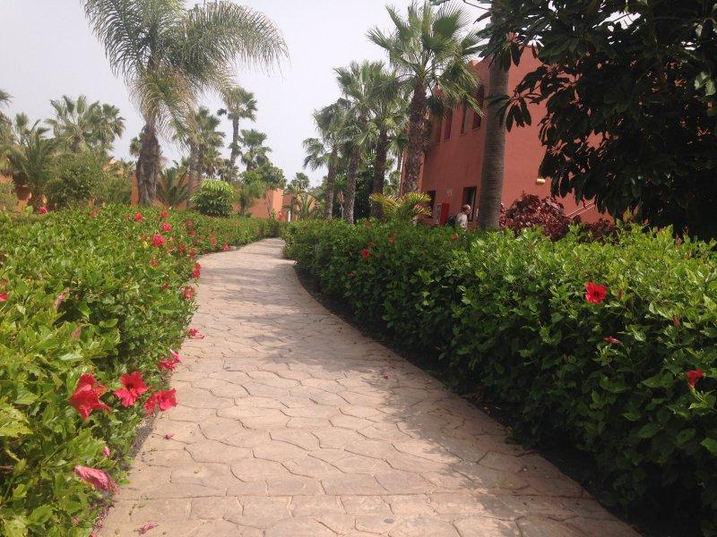 Sunny Spacious Apartment, aluguéis de temporada em La Oliva
