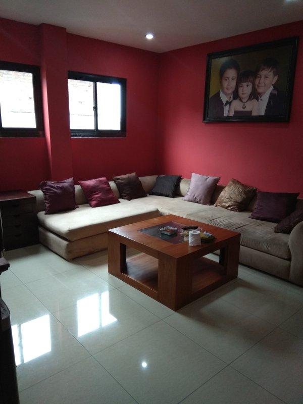 A room in a Family home, holiday rental in Kerobokan Kaja