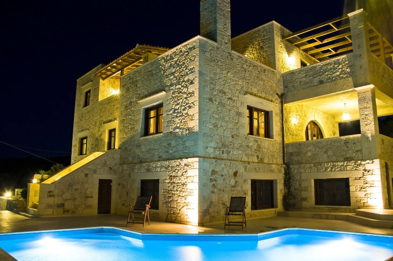 Adam Villas | Villa Armonia Near Phalassarna Beach |, vacation rental in Kavousi