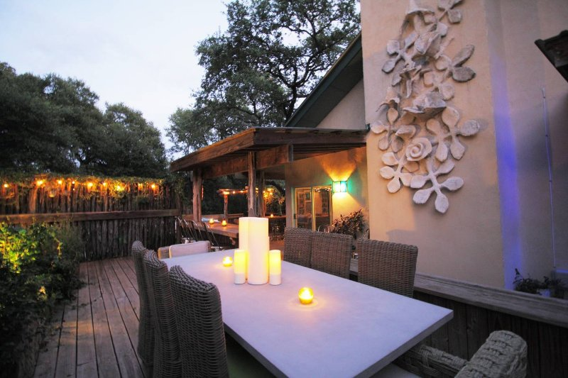ROMANTIC Hill Country Ranch !!, vacation rental in Wimberley