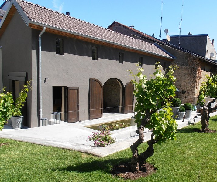 Yolande's Barn, holiday rental in Serrig