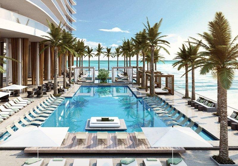 Hyde Beach Resort Luxury 2 Bedroom Oceanview Balcony
