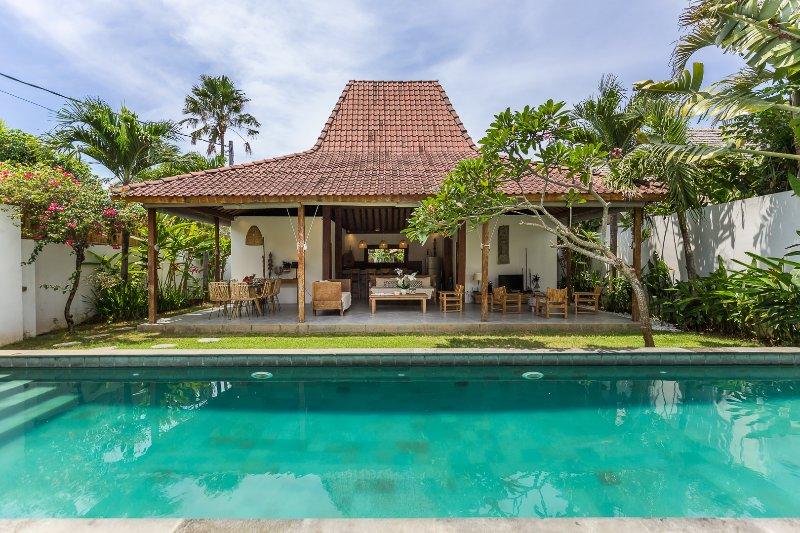Villa Langka harmonie en rust in seminyak oberoi