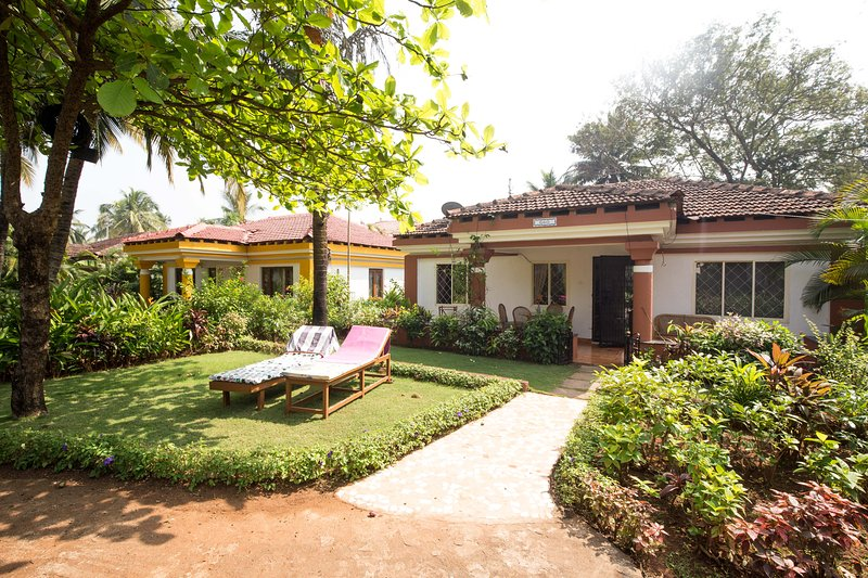 villa Romila, holiday rental in Corlim
