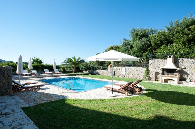 The Treasures Dassia Villas - Lemonia Villa with Private Pool
