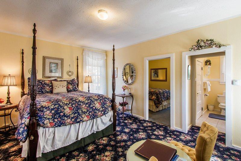 Sunny Hideaway Suite