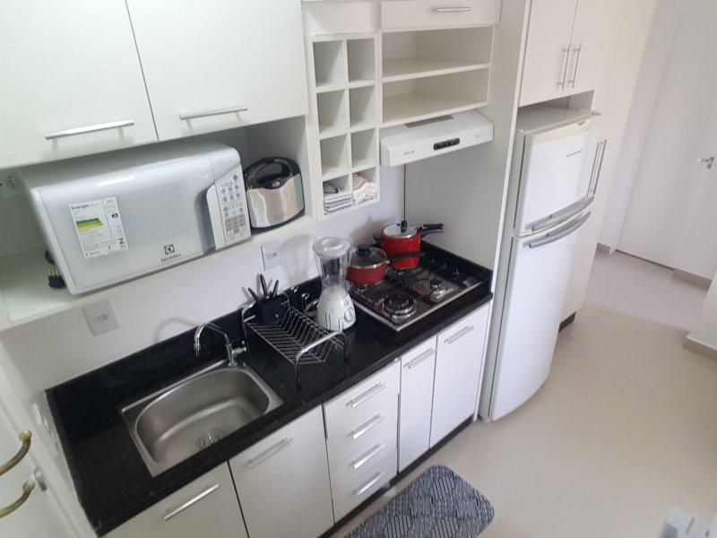 Apartamento Impecável no Centro de Foz - Flat Cataratas, vacation rental in Foz do Iguacu