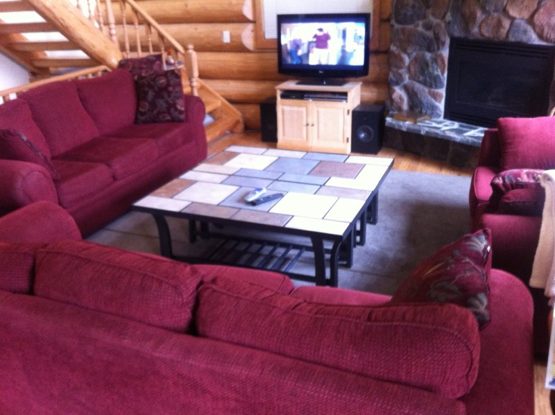 Sala de estar piso principal