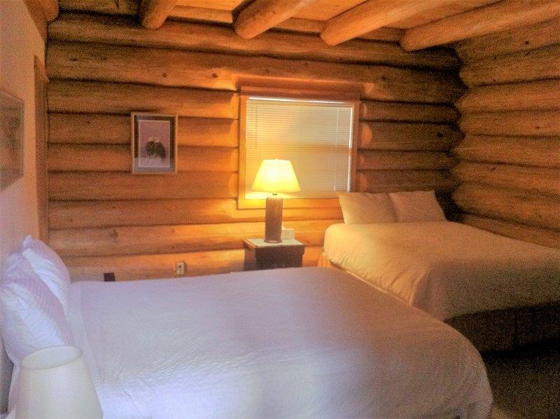 quarto piso principal com 2 qualidade, rainha confortável cama camas (Quarto 1)