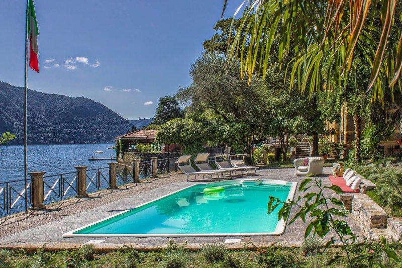 Villa Virginia, location de vacances à Cernobbio