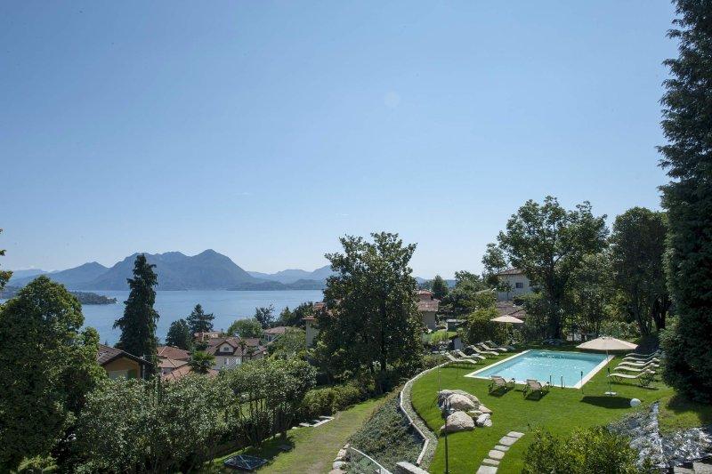 Villa Alina, vacation rental in Isola Pescatori