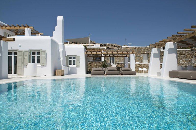 Villa Opallia, casa vacanza a Tourlos