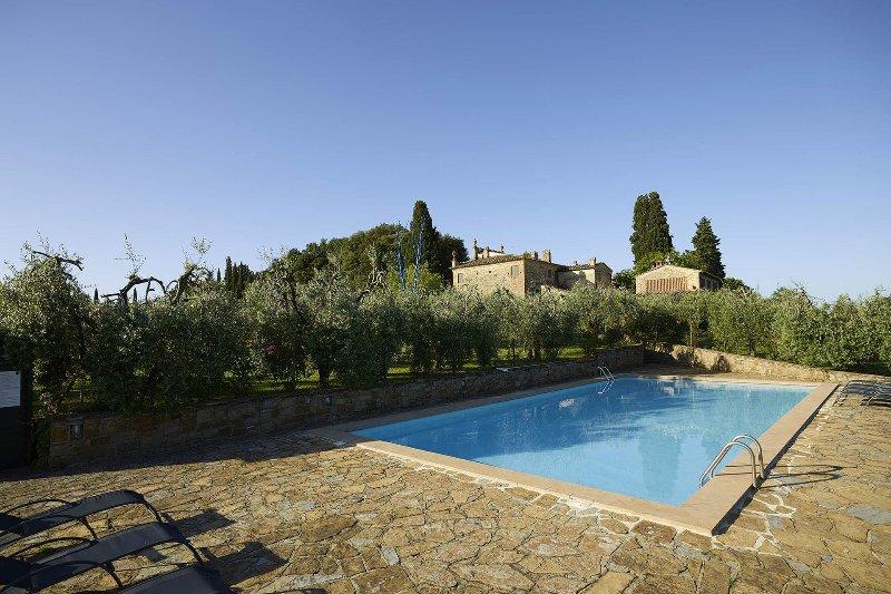 Villa Il Casolare, alquiler de vacaciones en Marcialla