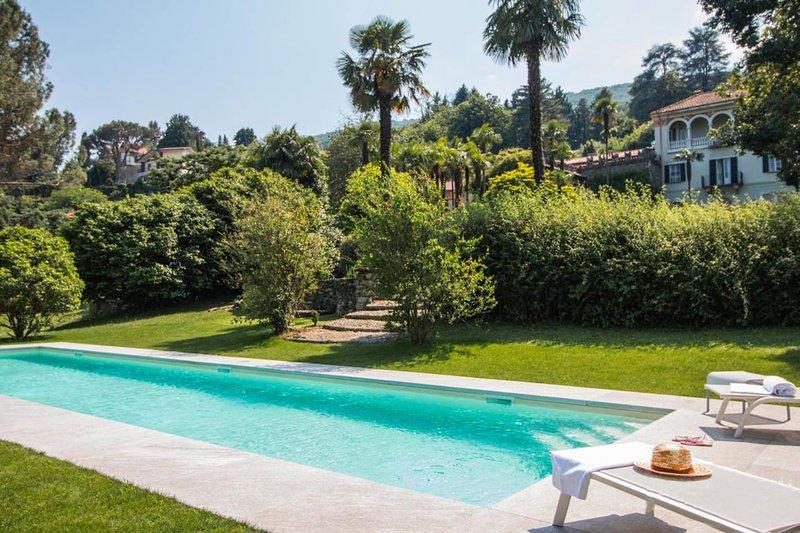 Villa Romantica, holiday rental in Baveno
