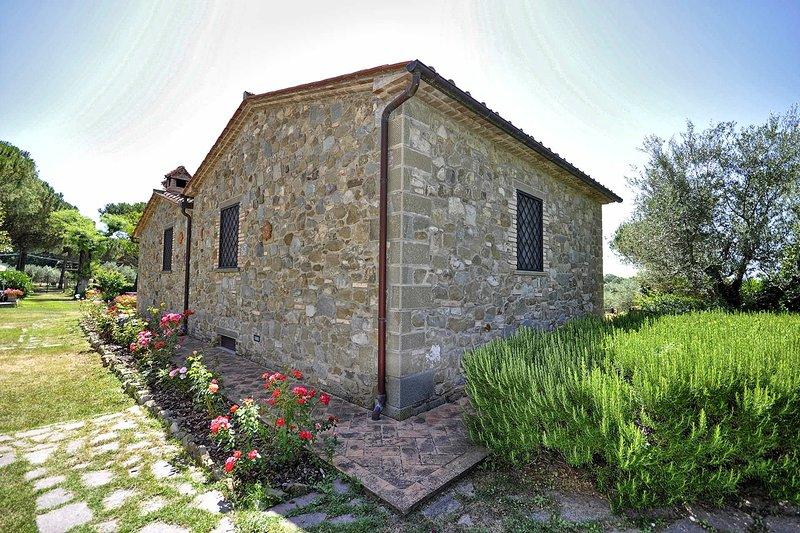 Casa Fiordaliso, aluguéis de temporada em Tuoro sul Trasimeno