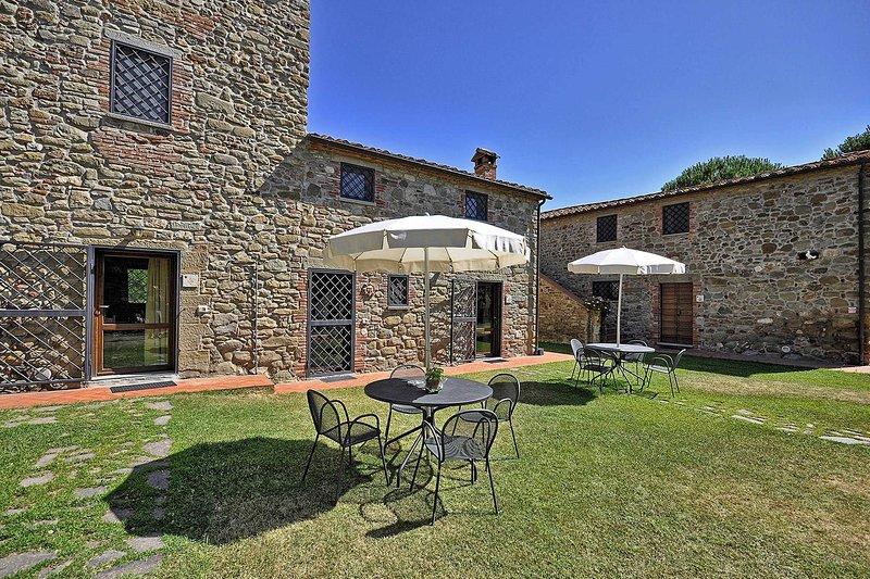 Casa Ciclamino, aluguéis de temporada em Tuoro sul Trasimeno