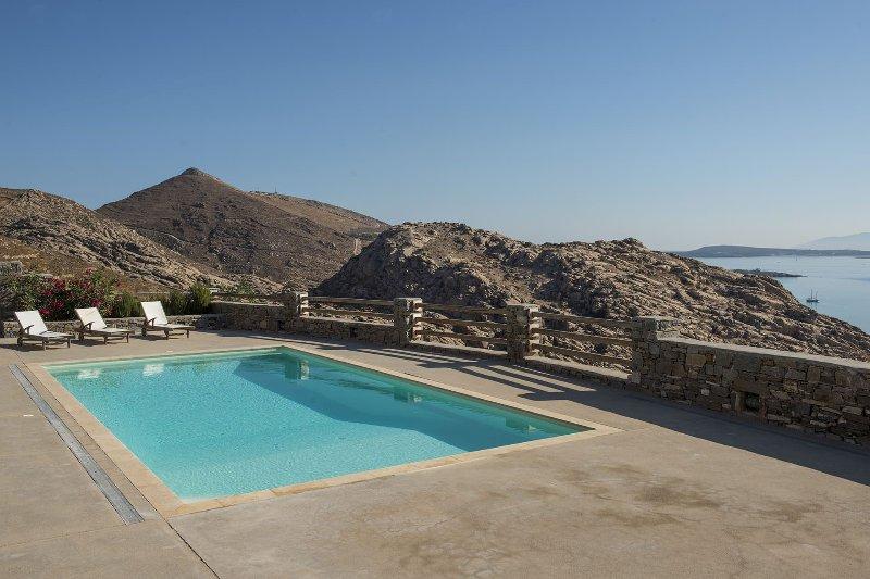 Villa Mycenaean, holiday rental in Kolimpithres