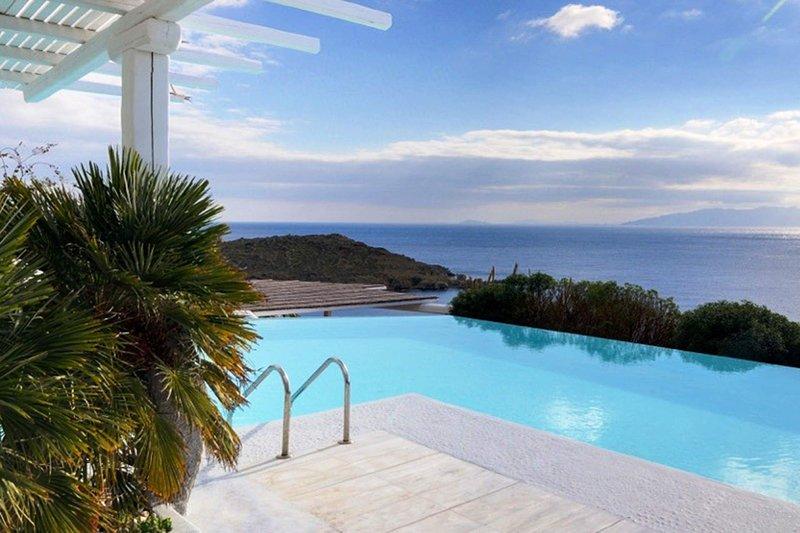 Villa Mega, location de vacances à Agios Ioannis