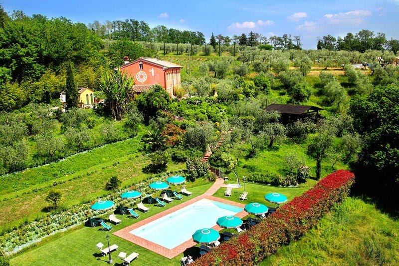 Villa Geko, holiday rental in Lunata