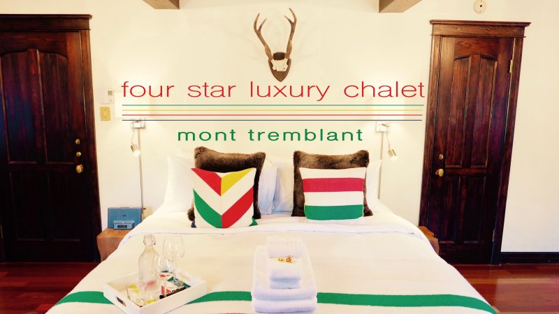 Mont Tremblant 4 STAR luxury home, sleeps 18, vacation rental in Lac-des-Plages