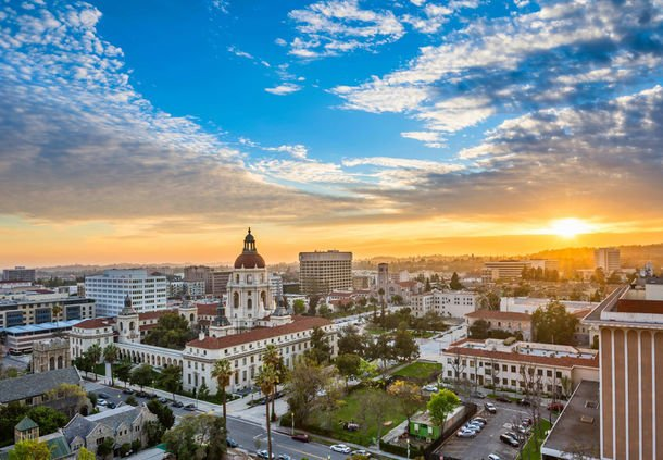 Beautiful City of Pasadena