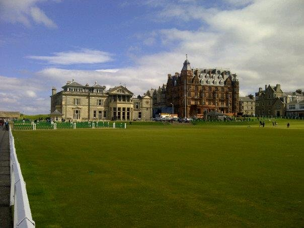 R & A Clubhouse, St Andrews