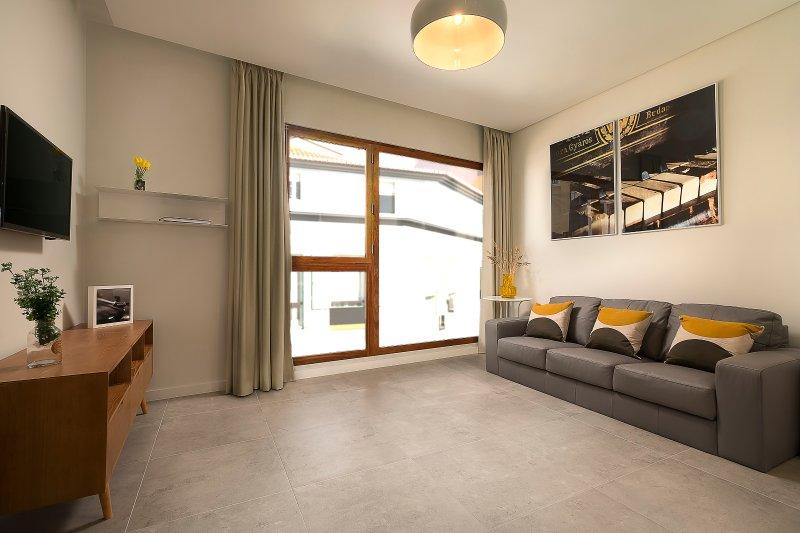 Apartamento para 2 - Área de estar Minimal