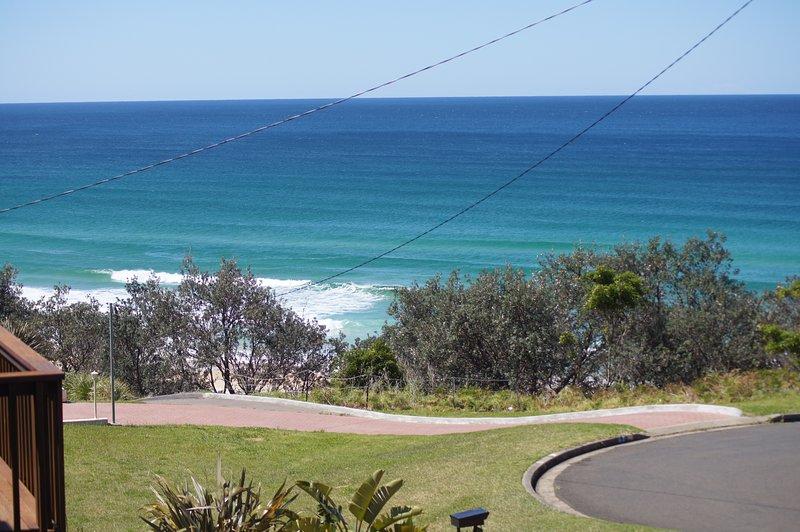 Ver más de playa Rennies desde el balcón