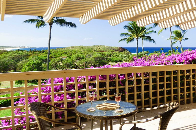 See why Moloka'i is 'The Friendly Island' when you stay at this vacation rental.