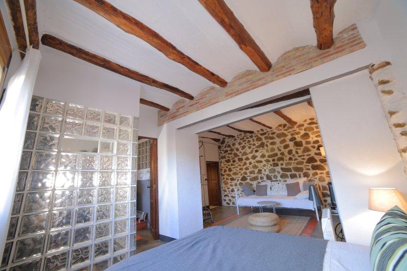 Apartamento La Rocha - Salomé 2-3 Huéspedes, location de vacances à Domeno