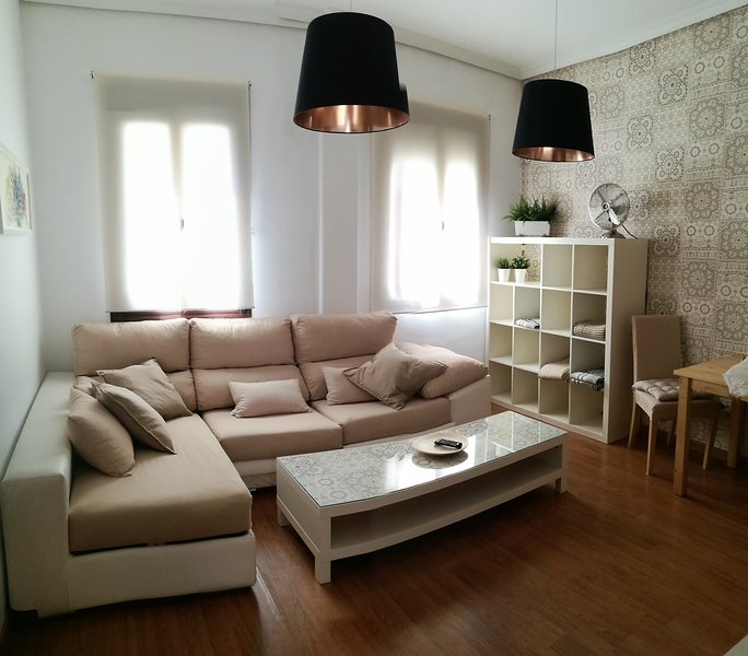 Apartamento Conde de Gavia, holiday rental in Meriga