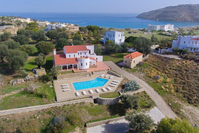 Villa Jenny, vacation rental in Lindos
