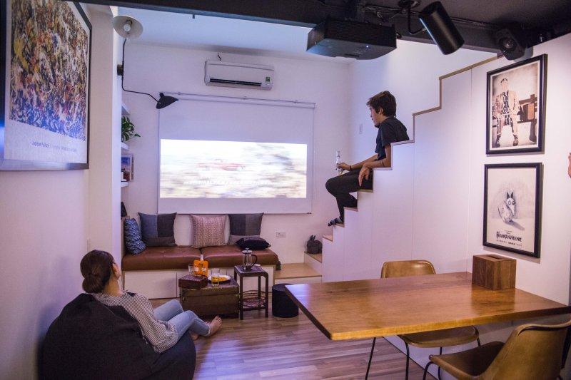 Bare Loft Studio Riverside, vakantiewoning in Ho Chi Minhstad