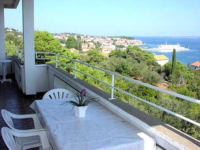 Apartment 4230-1 for 4+2 Pers. in Kali, location de vacances à Kali