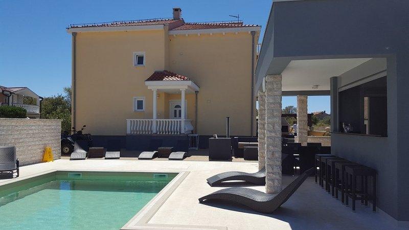 Ferienwohnung 4141-1 für 4 Pers. in Zaton (Zadar), location de vacances à Zaton