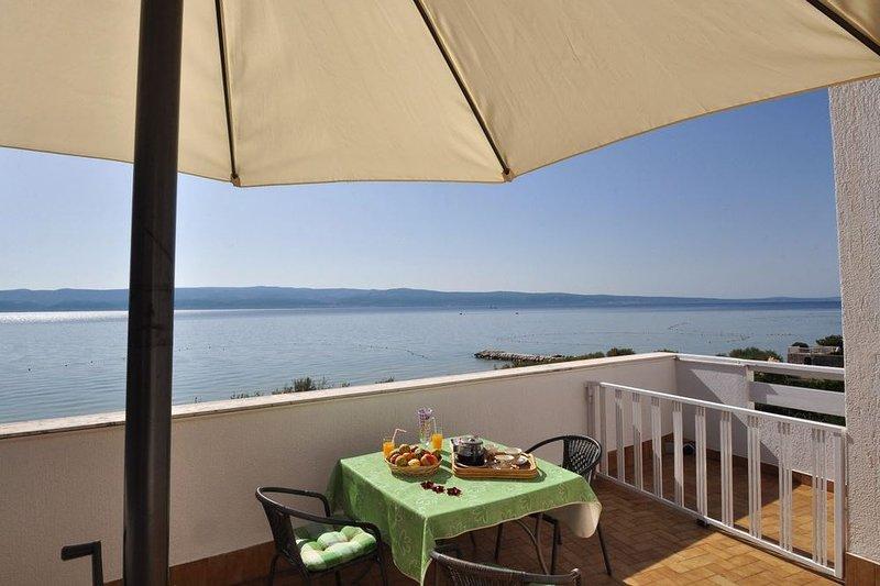Ferienwohnung 3425-3 für 5 Pers. in Duce, vacation rental in Dugi Rat