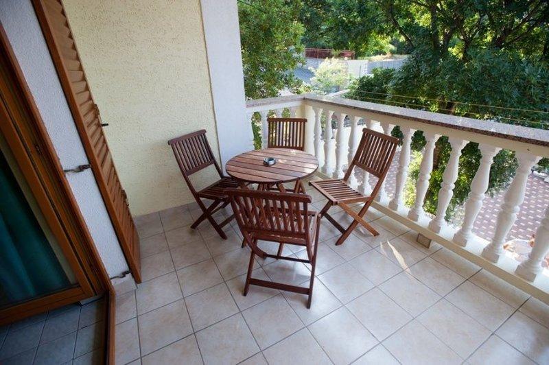 Apartment 3542-4 for 4 Pers. in Povile, alquiler de vacaciones en Povile
