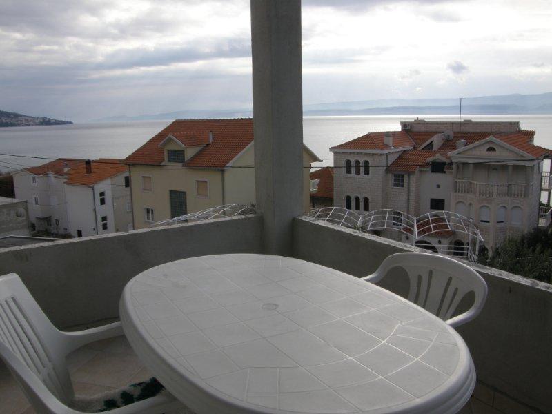 Apartment 595-1 for 8+2 Pers. in Duce, location de vacances à Duce
