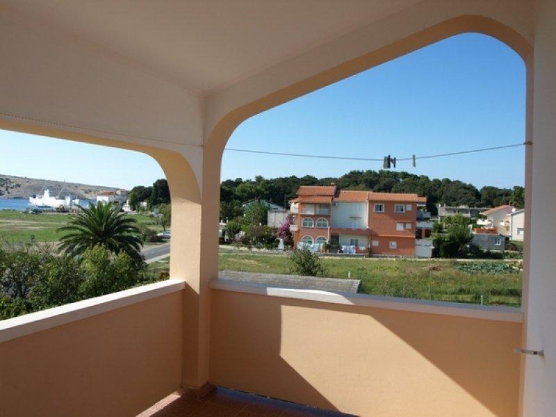 Apartment 3841-5 for 4+2 Pers. in Lopar, aluguéis de temporada em Lopar