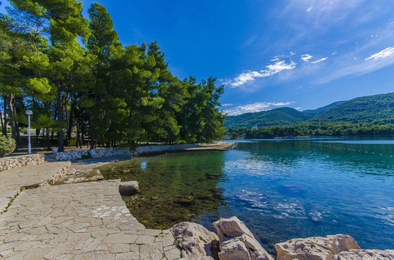 Apartment 3695-1 for 6 Pers. in Stari Grad (Hvar), alquiler de vacaciones en Stari Grad
