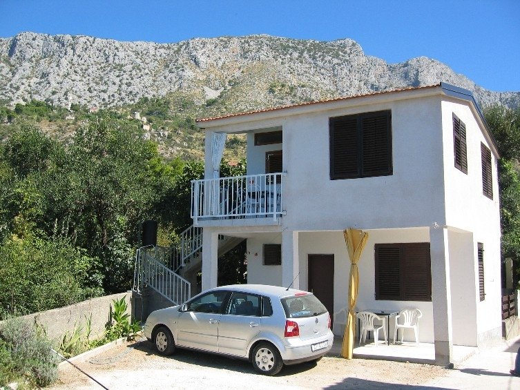 Apartment 3676-1 for 2+3 Pers. in Podaca, holiday rental in Podaca