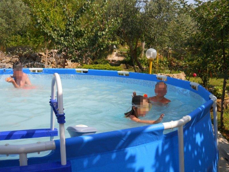 Ferienwohnung 3573-2 für 5 Pers. in Sutomišcica, vacation rental in Sutomiscica