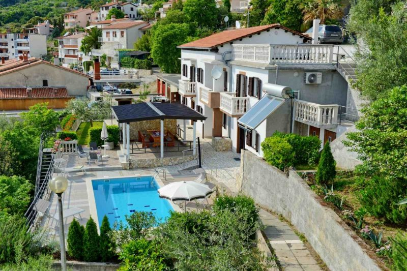 Holiday Home 577-1 for 8 Pers. in Rabac, location de vacances à Rabac