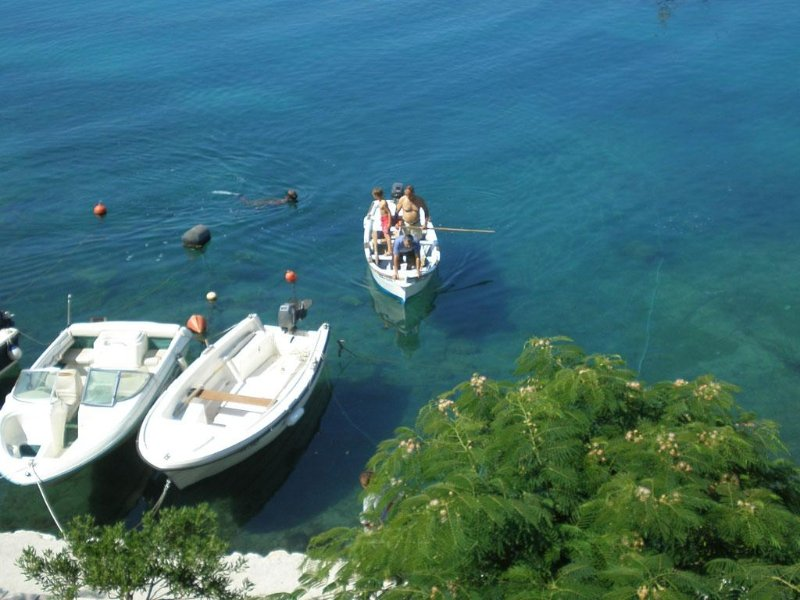 Apartment 3586-2 for 3 Pers. in Drašnice, holiday rental in Drasnice