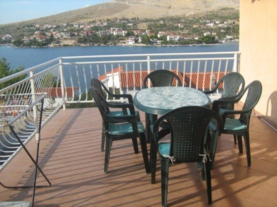 Ferienwohnung 3571-1 für 6 Pers. in Grebaštica, holiday rental in Grebastica