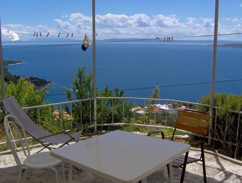 Ferienwohnung 3512-3 für 4 Pers. in Brela, vacation rental in Brela