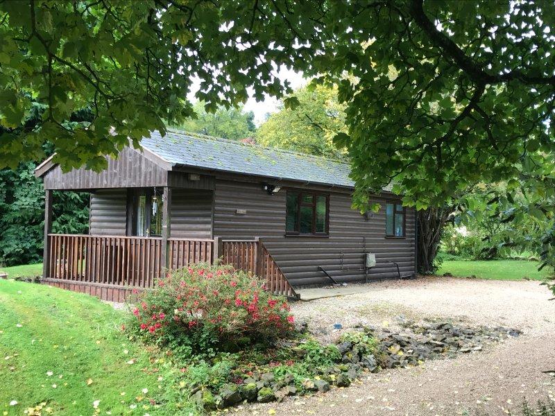 Hazel Lodge, casa vacanza a Llandrinio