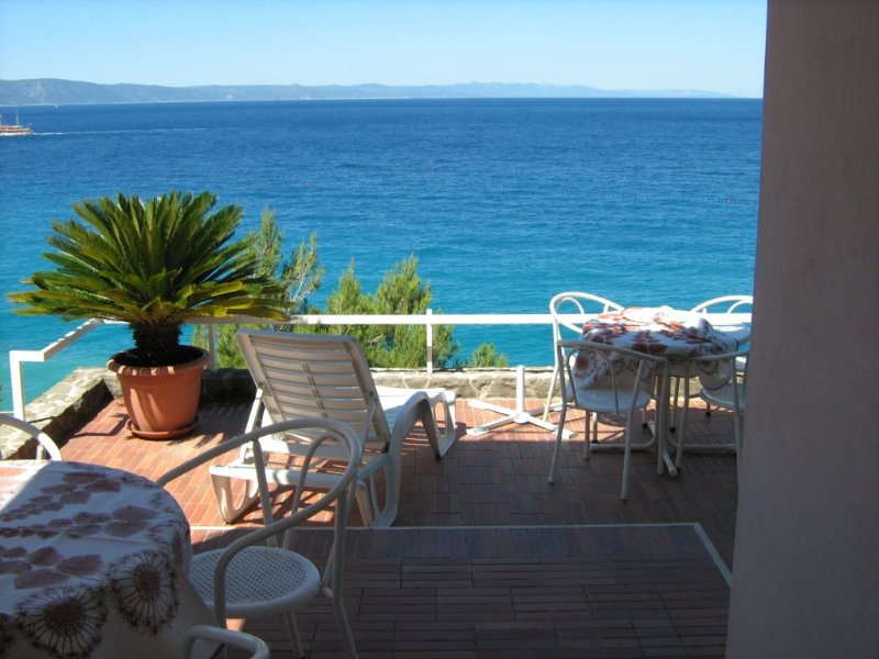 Apartment 205-1 for 4+2 Pers. in Podgora, holiday rental in Podgora
