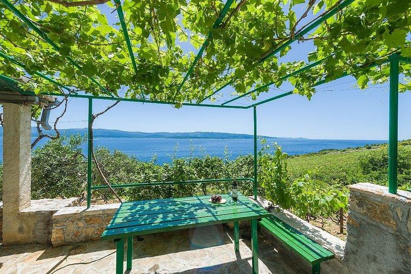 Ferienhaus 146-6 für 4 Pers. in Murvica, location de vacances à Murvica